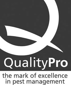 Quality Pro, the mark of excellence in pest management